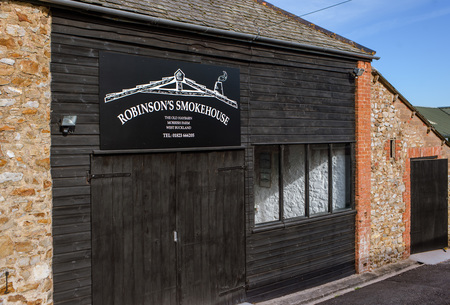 Robinsons Smokehouse exterior photo
